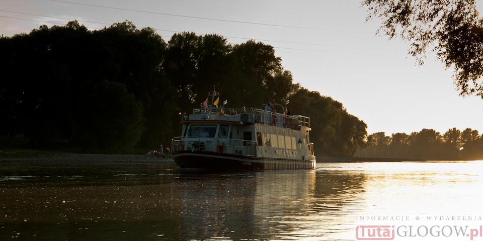 Rejs statkiem LAGUNA @ Tereny nadodrzańskie