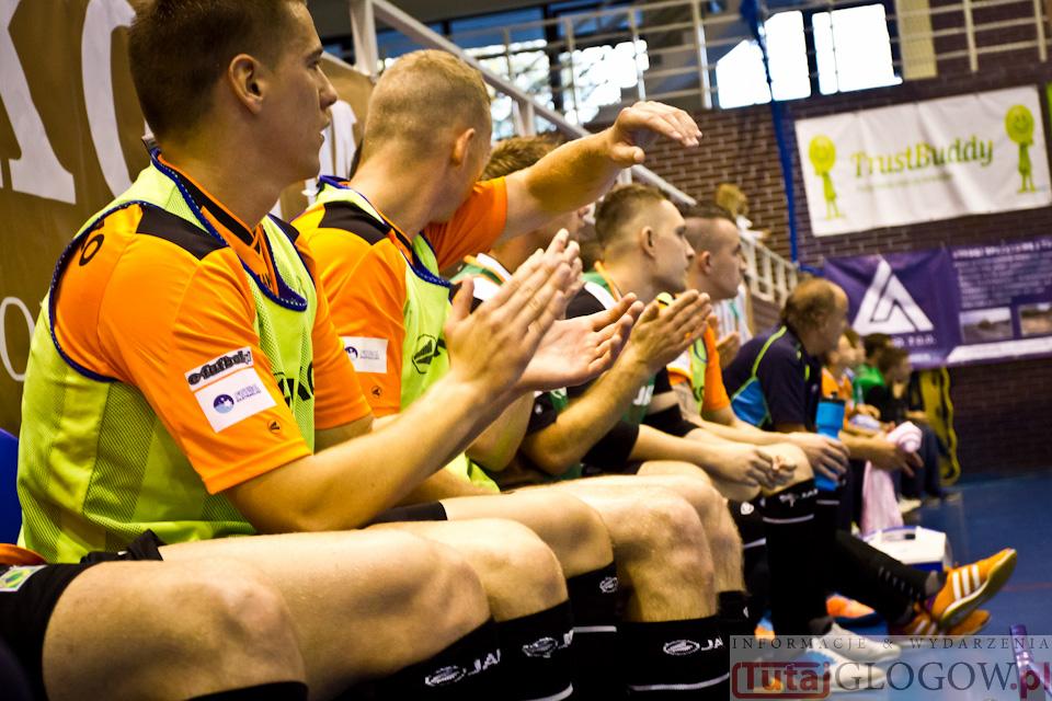 2014-09-27 KGHM Euromaster ChG - Red Dragons Pniewy @Hala Chrobrego (fot.P.Dudzicki) 15