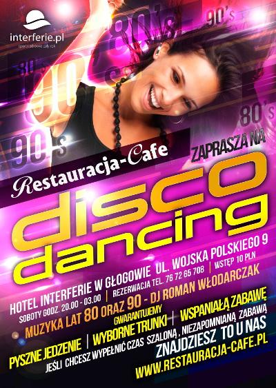 Disco Dancing @ Hotel Interferie | Głogów | Województwo dolnośląskie | Polska