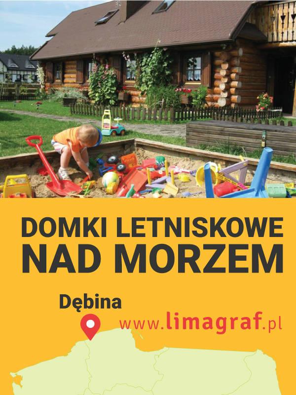 Dębina – Góralskie Domki Letniskowe nad Morzem – www.limagraf.pl